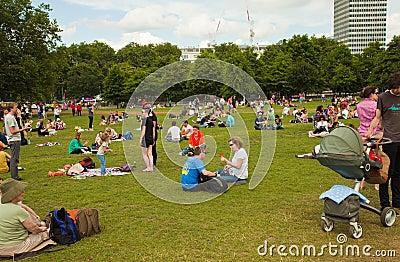 London 2012 Editorial Photo