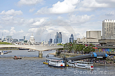 London Редакционное Фотография