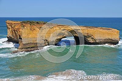 London Arch, Great Ocean Road, Australia