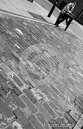 Free London Backstreet Scene Royalty Free Stock Photo - 33014625