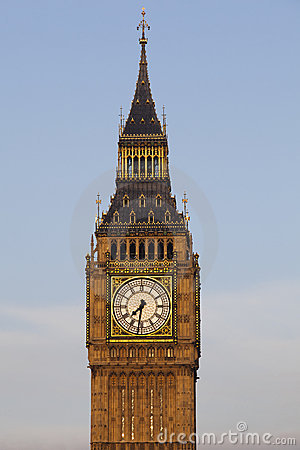 London - Big Ben Tower Clock tower