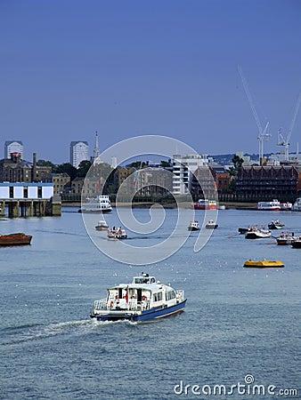 London Boats
