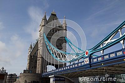 London Bridge Editorial Image