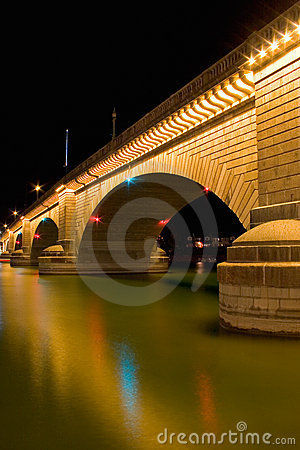 London Bridge in Lake Havasu