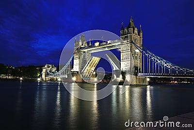 London Bridge at Night