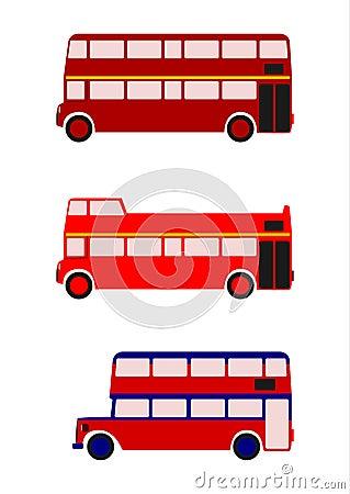 London bus.
