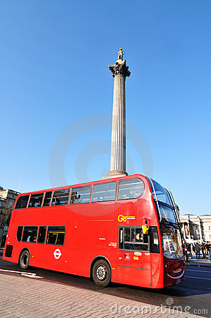 London bus station Editorial Stock Photo