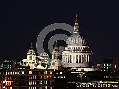 London city - night scene#3
