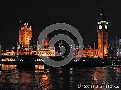 London city - night scene#5