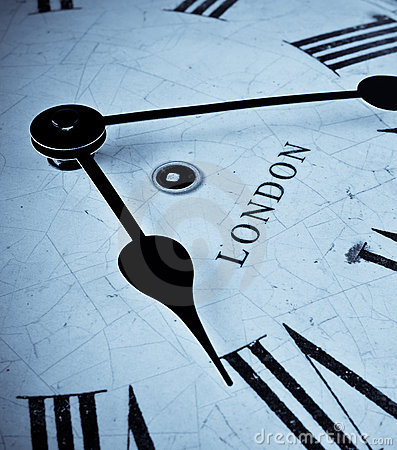 London czas