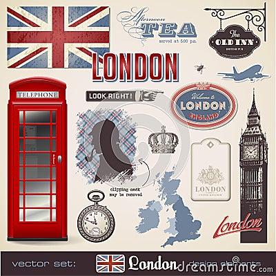 London design elements