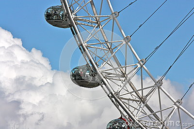 London Eye 2 Editorial Image