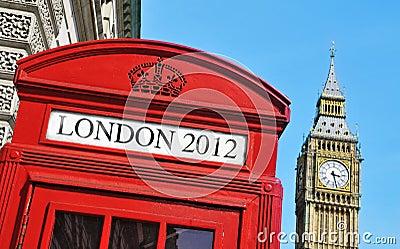 London för 2012 lekar olympic sommar