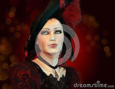 London Fashion Lady