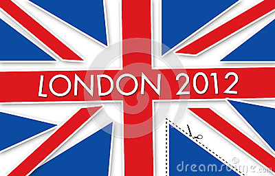 London flag 2012