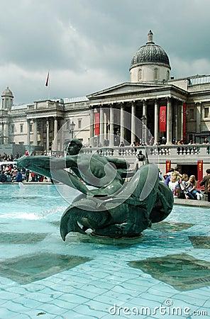 London fountain – 1