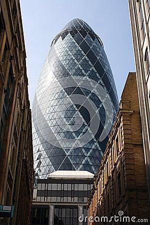London Gherkin