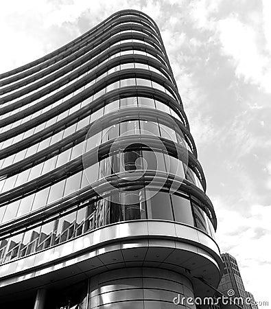 London Glass Buildings 26