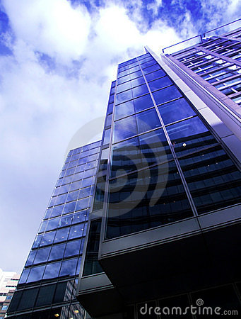 London Glass Buildings 32