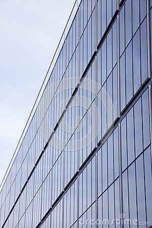 London glass office building 3