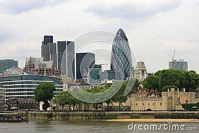 London horisont