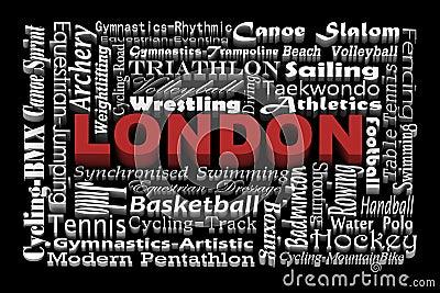 London - Host city