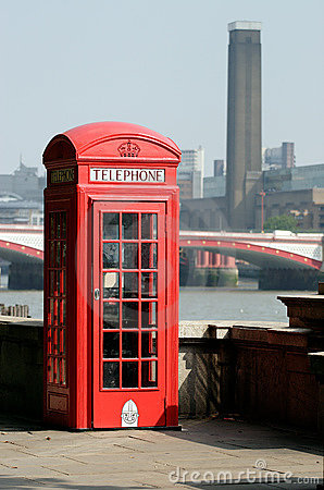 London Iconic Phone Booth