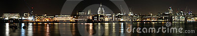 London koppelt Panorama an