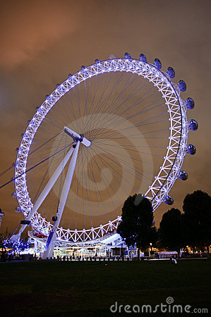 A London Landmark Editorial Stock Photo