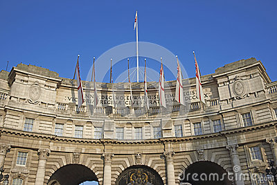London Landmark Editorial Stock Image