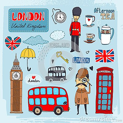 Free London Landmarks Stock Images - 40422524