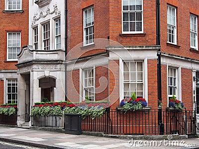 London, Mayfair townhouse