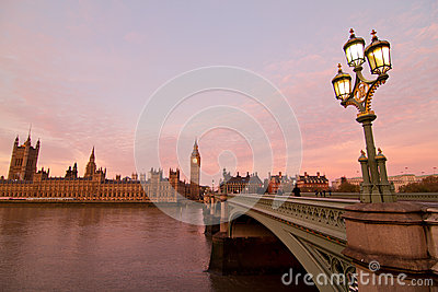 London morning Editorial Image