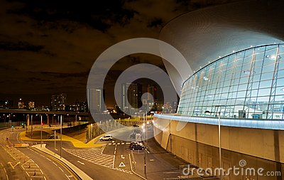 London Olympic Swimming pool