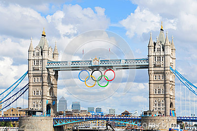 London Olympics Editorial Photography
