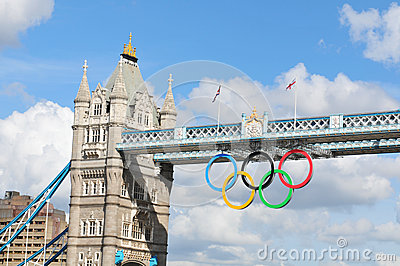 London Olympics Editorial Image