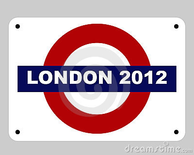 London Olympics concept Editorial Stock Photo