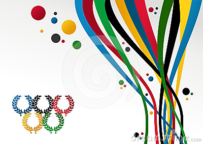 London Olympics Games 2012 background