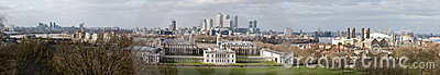London Panorama (from Greenwich)