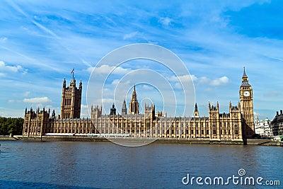 London, Parliament