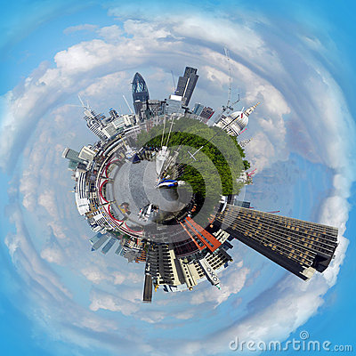 London Planet