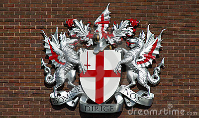 London s Coat Of Arms