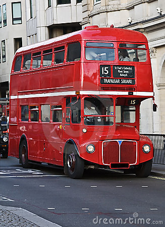 London s double decker