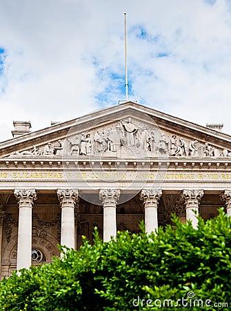 London s Royal Exchange