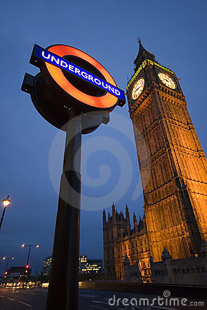 London scene Editorial Stock Photo