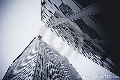 LONDON - SEPTEMBER 21: The Walkie Talkie building Editorial Stock Photo