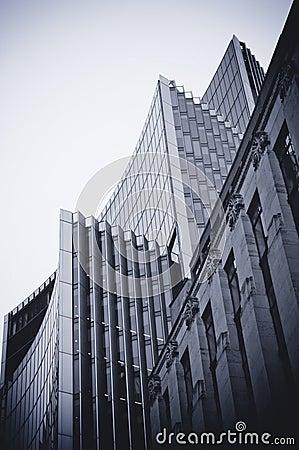 LONDON - SEPTEMBER 21: Willis Building on September 21, 2013 Editorial Stock Image
