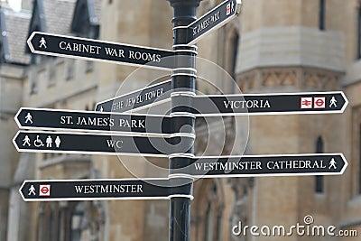 London Signs