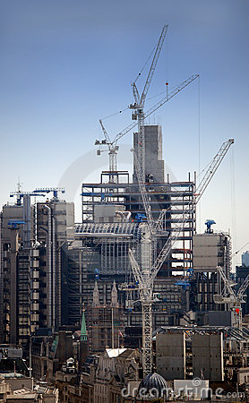 London Skyline Construction