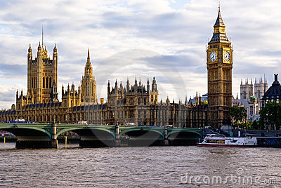 London Skyline, England